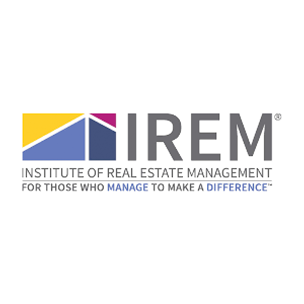 Logo - IREM® - Institute of Real Estate Management
